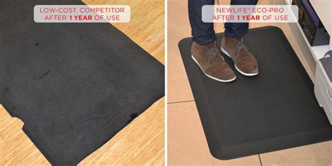 Floor Mats For Working Out by Newlife Eco Pro By Gelpro Anti Fatigue Stand