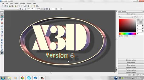 video tutorial xara3d tutorial como colocar mais fontes no xara 3d youtube