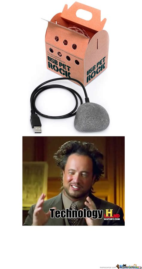Usb Meme - usb pet rock seriously people by ownagexxx meme center