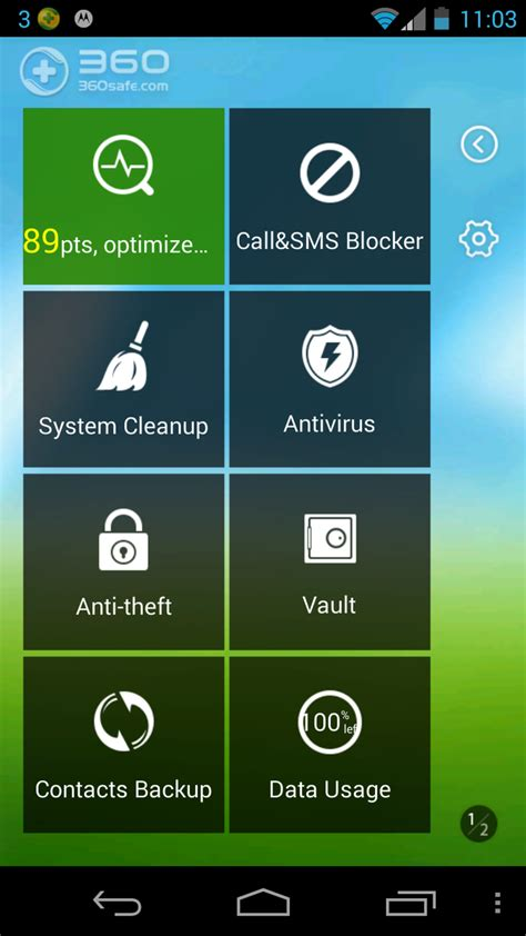 360 mobile security safe qihoo 360 mobile safe review tech advisor