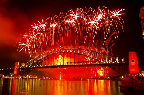 new year sydney australia the best place to see the fireworks in sydney on new year
