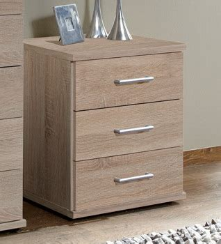 Dresser Drawer Amos by Venice Oak Effect Bedside Chest Of Drawers Amos Mann