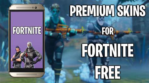 fortnite free free skins for fortnite for android apk
