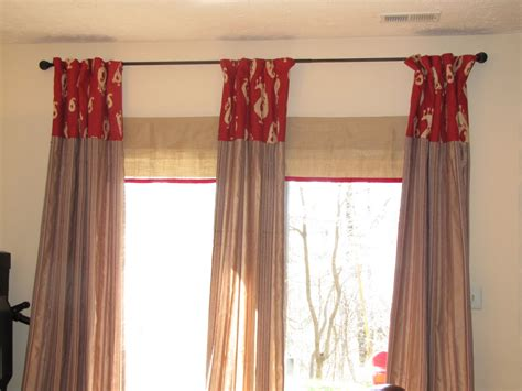 Door Valance Curtain Drapes For Sliding Glass Door Decofurnish