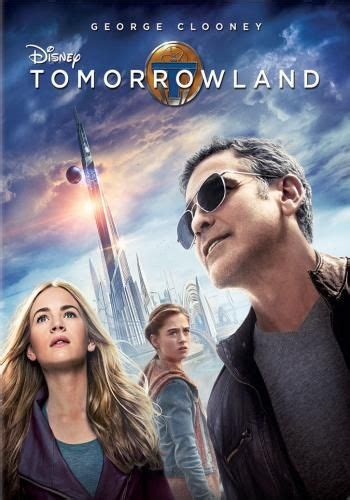film fantasy disney tomorrowland movie on dvd family movies adventure