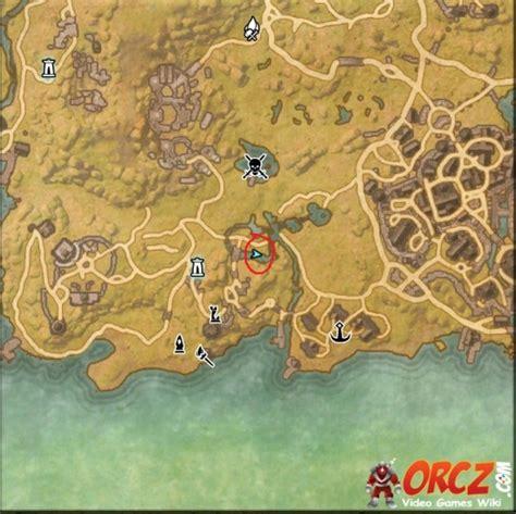 stormhaven treasure map eso stormhaven treasure map iv orcz the