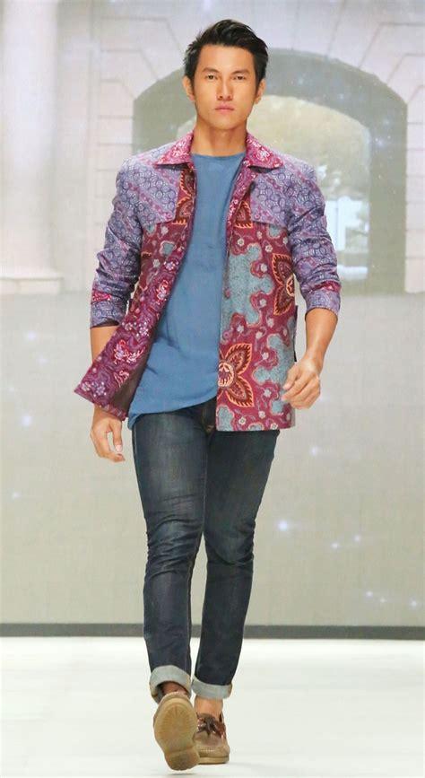 desain jas laki laki model baju batik wanita modern terbaru batik tulis indonesia