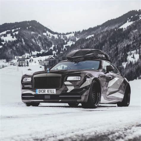 roll royce royles jon olsson help him make a camo rolls royce