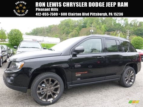 jeep compass 2016 black 2016 black jeep compass sport 112842304 gtcarlot com