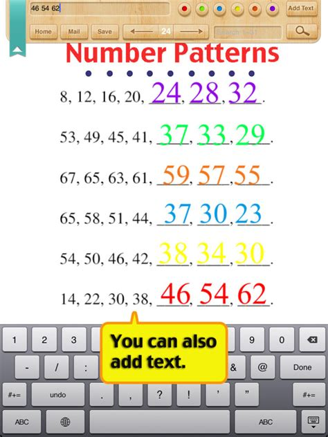 pattern in math for grade 1 kids math patterns worksheets grade 1 ipad reviews at