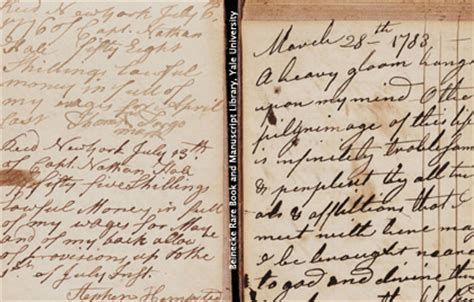 nathan hale yale 1773 curator richard e mooney