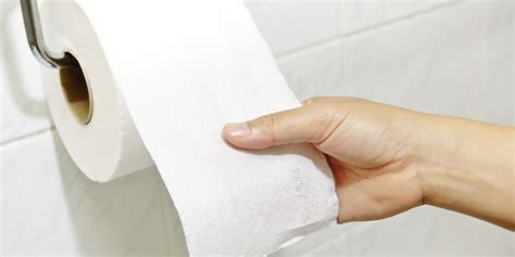 How To Make Toilet Tissue Paper - using toilet paper to rid oneself of impurity ok about