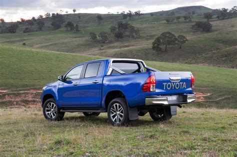 is toyota 2016 toyota hilux pickup is here to redefine toughness