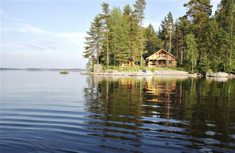 Einsames Chalet Mieten by Blogtrip Outdoors Finland Carnets Nordiques