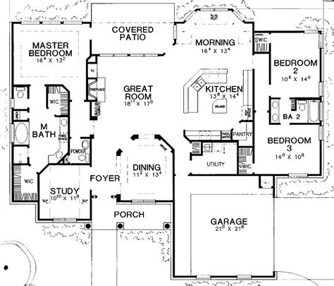 interior home plans 301 moved permanently