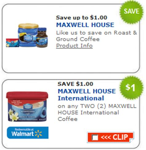 printable maxwell house coupons extreme couponing mommy 1 33 maxwell house at cvs