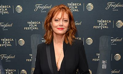 Royal Thank Fans For Support by Susan Sarandon Thanks Fans For Support Following S