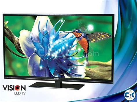 Tv Vision vision led 32 hd tv now tk 38 000 was tk 40 000 clickbd