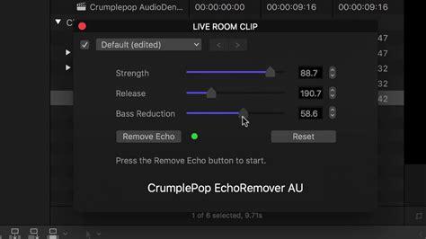 final cut pro uninstall remove echo in final cut pro x youtube