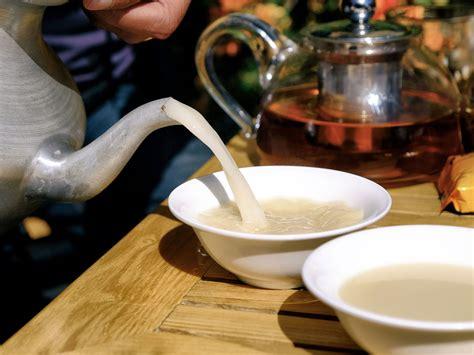 tibetan butter tea food wine