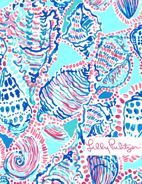 lilly pulitzer lilly pulitzer shell me about it lilly pulitzer prints