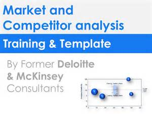 competitor analysis template powerpoint market competitor analysis template in ppt