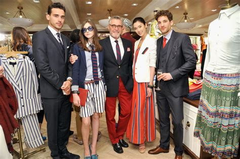 tommy hilfiger la flagship opening inside getty images tao okamoto photos photos tommy hilfiger la flagship