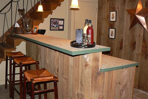basement walk up bar ideas