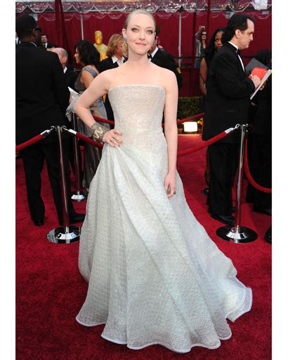 Dresses Ruled At The Oscars Get The Look For Less by 82nd Annual Academy Awards 2010 Best Dressed The Style