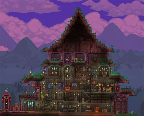 Terraria House by 1000 Images About Terraria On A Tree Houses And Furniture Ideas