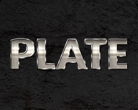 metal logo design photoshop 20 free photoshop styles to create stunning text effects