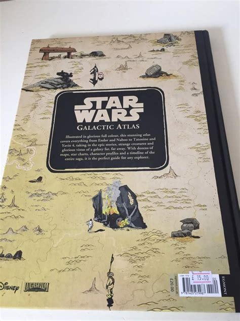 libro star wars galactic atlas star wars galactic atlas book review star wars amino