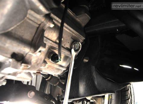 mazda 3 transmission fluid change mazda3 manual transmission fluid change revlimiter net