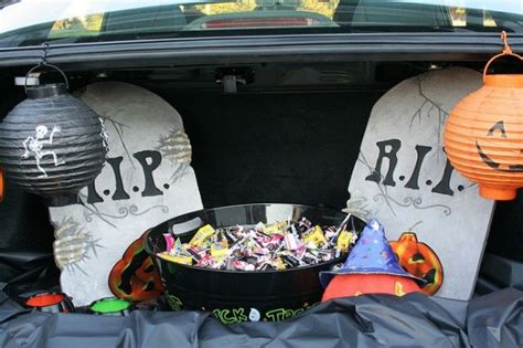 halloween tailgate themes trunk or treat ideas for your car or truck for halloween