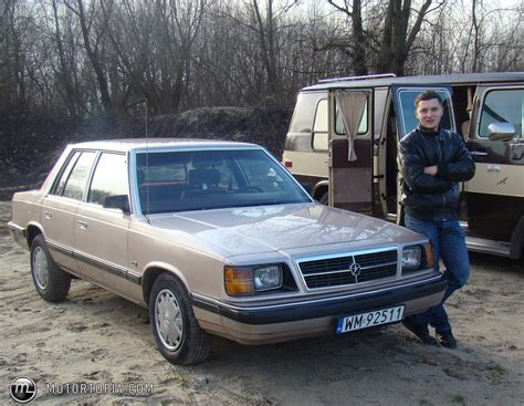 dodge aries k motoburg