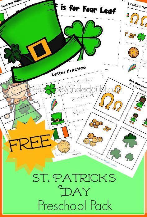 kindergarten activities march 17 best images about saint patrick s day rainbows on