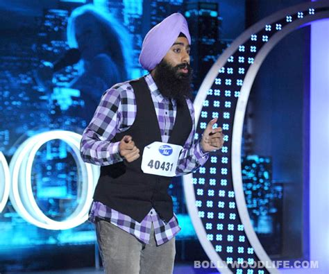 The Later Voice The The Chosen by American Idol Contestant Gurpreet Singh Sarin Is The