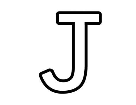 J Letter Letter J Dr