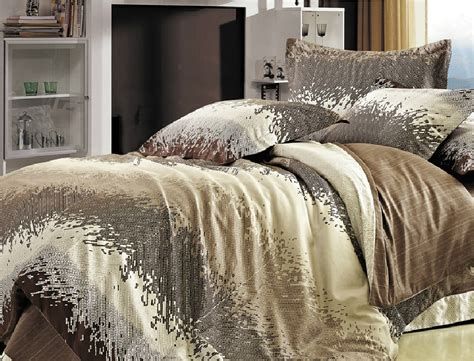 best 28 brown and grey comforter set 8pc luxury