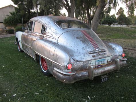 pontiac silver streak fastback classic pontiac    sale
