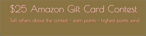 Amazon Gift Card Contest - contest banner healthy coffee and more