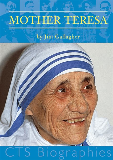 biography about a mother mother teresa