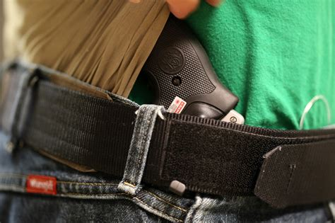 concealed in do students a right to carry concealed