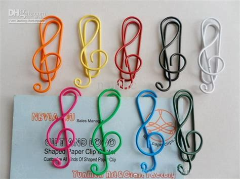 How To Make A Paper Clip Bookmark - pin by jackie martell on show choir