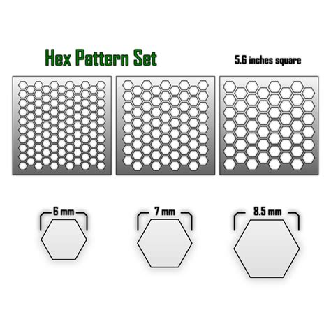 pattern airbrush hex pattern airbrush stencils death ray designs