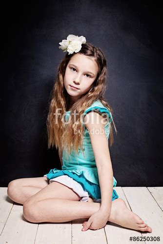 tiny model pics forum quot cute child girl portrait of young teen on dark