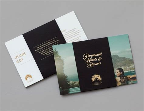 luxury brochure template 8 best jewelry brochures images on brochure