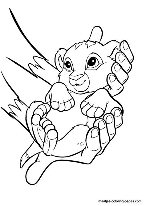 coloring pages lion 4163 17 best images about the lion king on pinterest disney