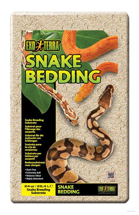 exo terra snake bedding snake breeding substrate