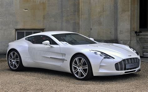 Aston Martin One77 by супер машины Aston Martin One 77